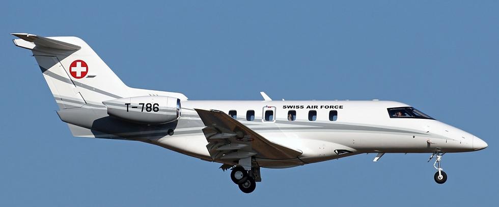 ACE collectors edition Pilatus PC-24 T-786 Bundesrat-Jet 1:72