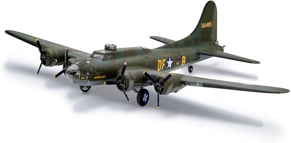 """Revell B-17F """"Memphis Belle"""" 1/48"""