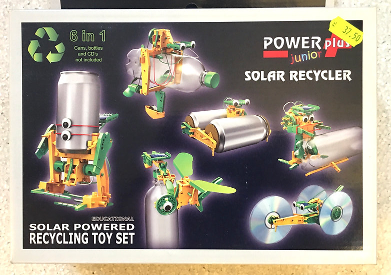 Inpro solar Solar recycler
