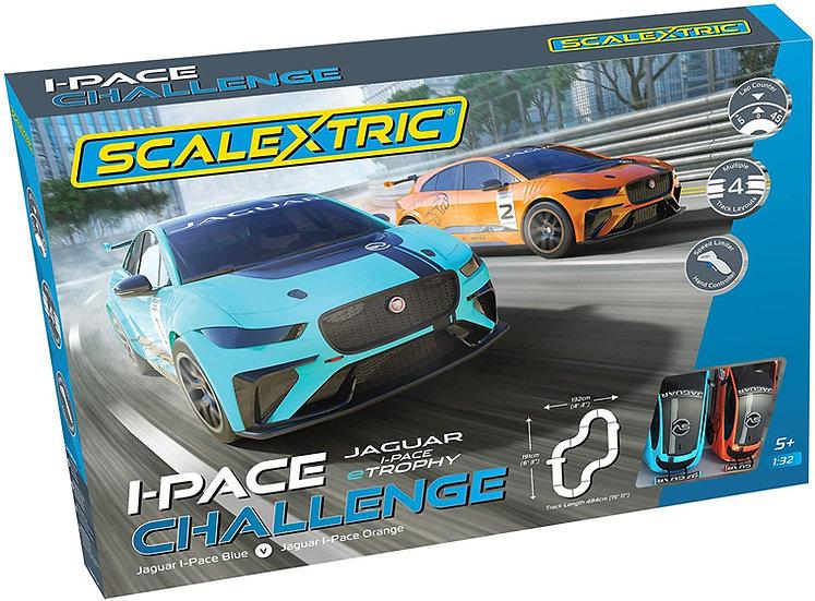 Scalextric Jaguar I-Pace Set 1:32 a