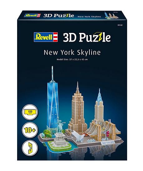 Revell 3D Puzzle New York Skyline