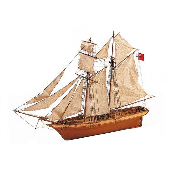 Maquette de bateau à construire Scottish Maid 1/50 de Artesania Latina 18021