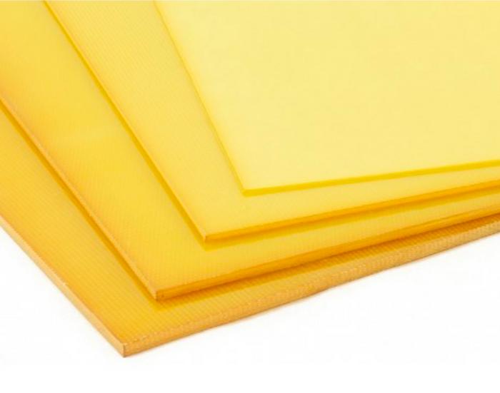 Plaque fibre de verre 0,5 mm