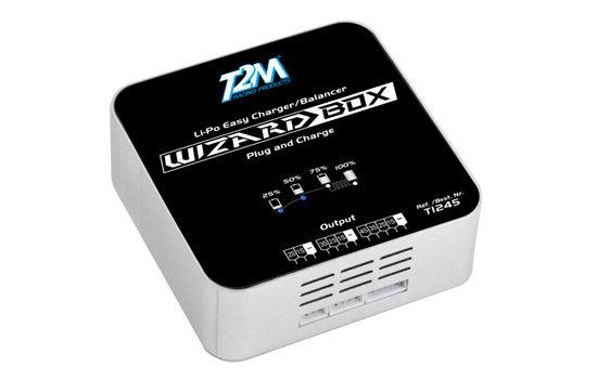 Chargeur Lipo Wizard BOX