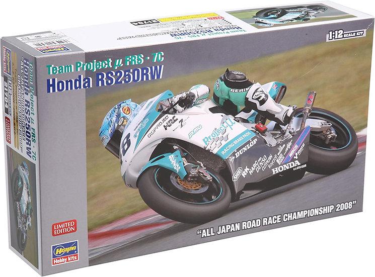 Hasegawa Team Project FRS7C Honda RS250RW 21704