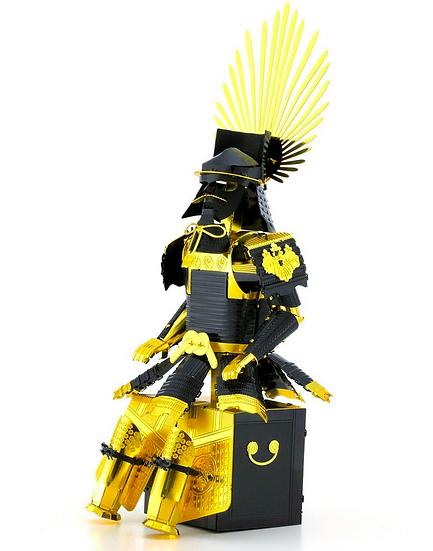Metal Earth Japanese (Toyotomi) Armor