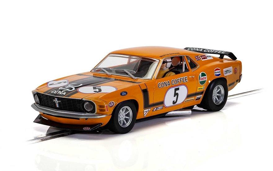 Scalextric Ford Mustang Boss 302 - Martin Birrane 1:32
