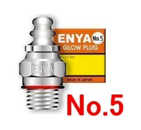 ENYA bougie N°5 GLOW PLUG