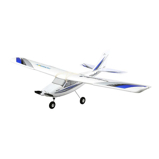 Horizon Hobby avion débutant R.C. Mini Apprentice S 1.2m RTF with SAFE HBZ31000