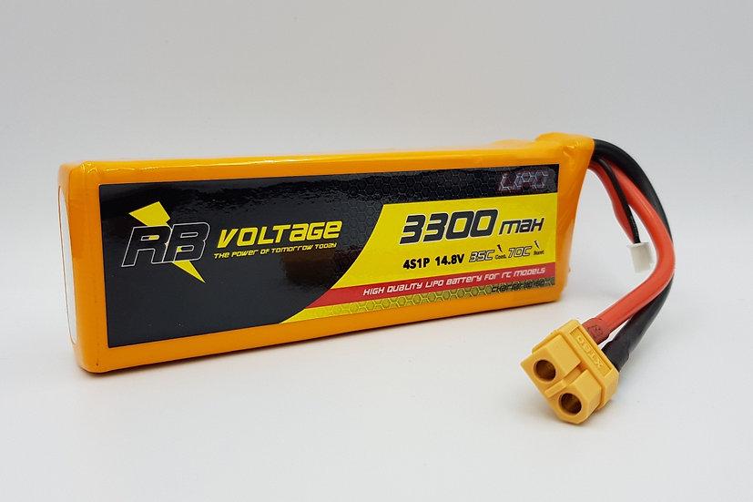 RB Voltage 3300mAh 4S 35C