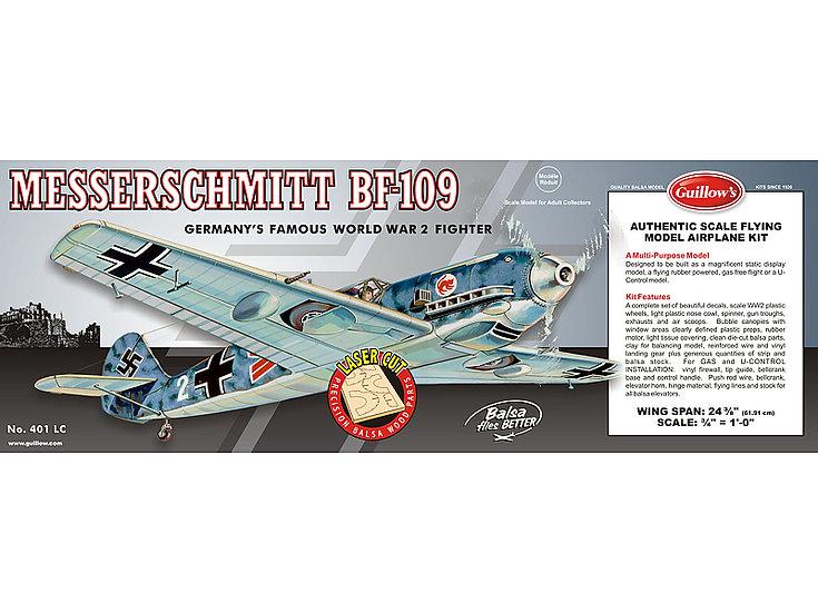 Guillow's Messerschmitt BF-109