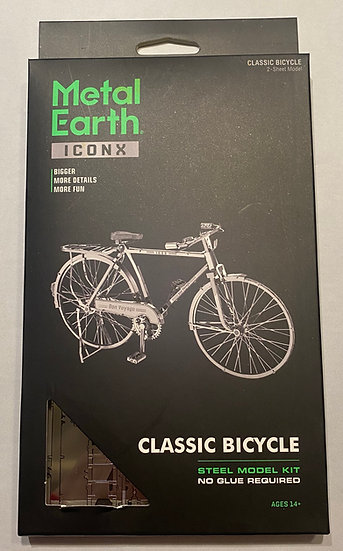 Metal Earth Classic Bicycle