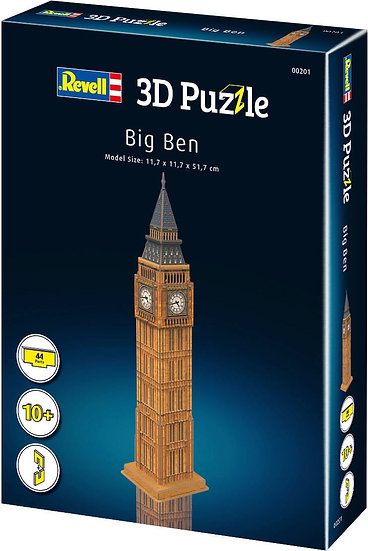 Revell 3D Puzzle Big Ben