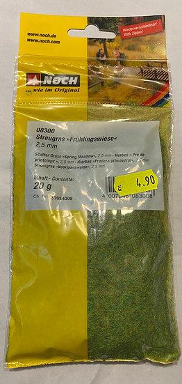 Noch Herbes Pré de printemps 2,5 mm 20g
