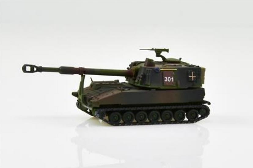ACE collectors edition Panzerhaubitze M-109 Jg 79 Langrohr en Plastique 1:87