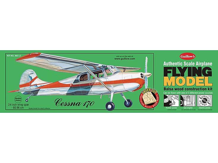 Guillow's Cessna 170