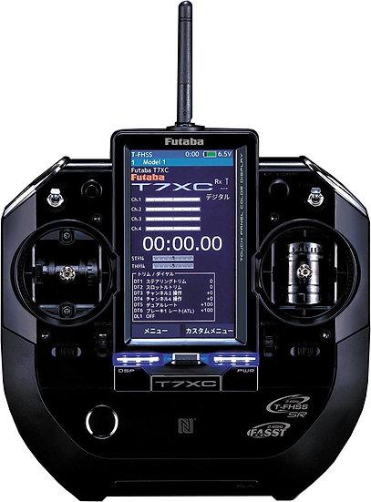 Futaba T7XC 2.4Giga T-FHSS SR+ R334SBS