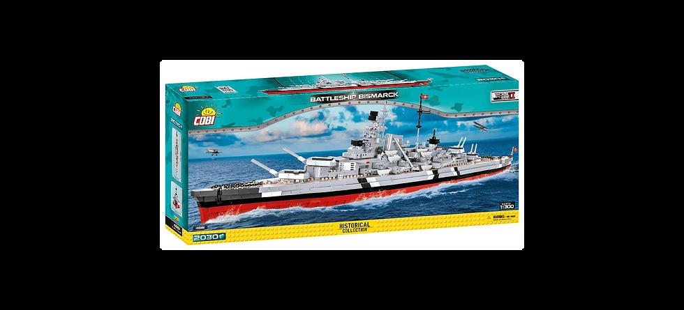 Cobi Battle Bismarck