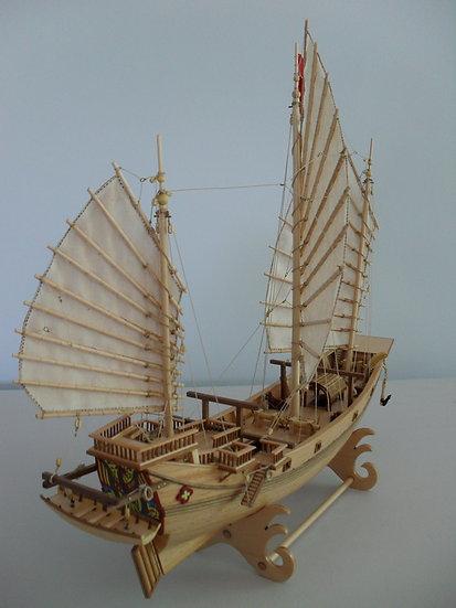 Jonque Pirate Chinoise Amati