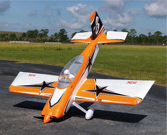 PREMIER AIRCRAFT RV-8 Super PNP orange avec Aura 8