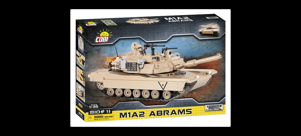 Cobi M1A2 Abrams