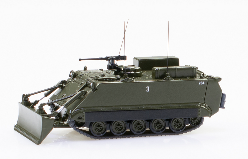 ACE collectors edition M113 Geniepanzer 63 mit Räumschild en Plastique 1:87