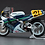 """Hasegawa Yamaha YZR500 (OWA8) """"Tech21 1989"""" 1:12 HAS21708"""