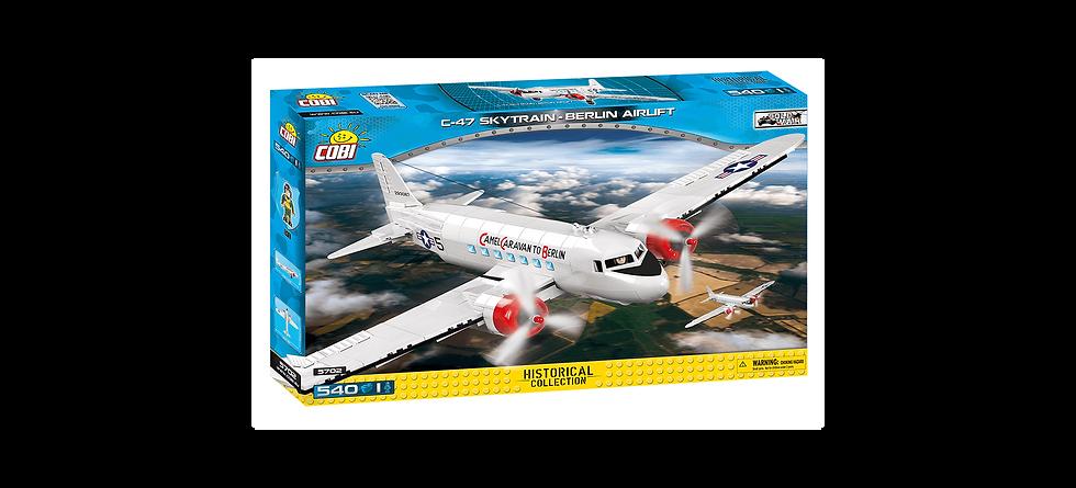 Cobi C-47 Skytrain - Berlin Airlift