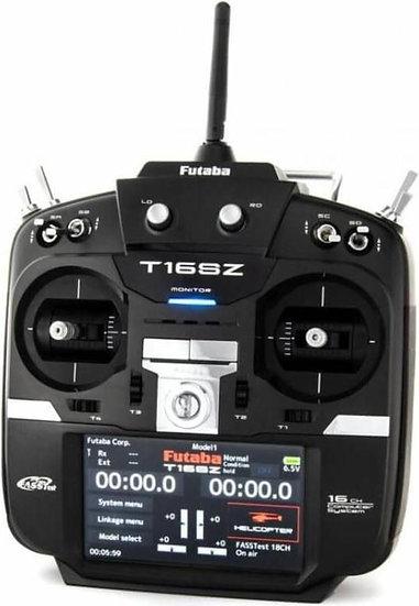 Futaba T16SZ / R7008SB 2.4Ghz FASSTest Mode 2 NiMH-Akku