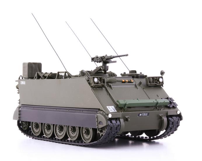 ACE collectors edition M113 Kommandopanzer 63 en Résine 1:43