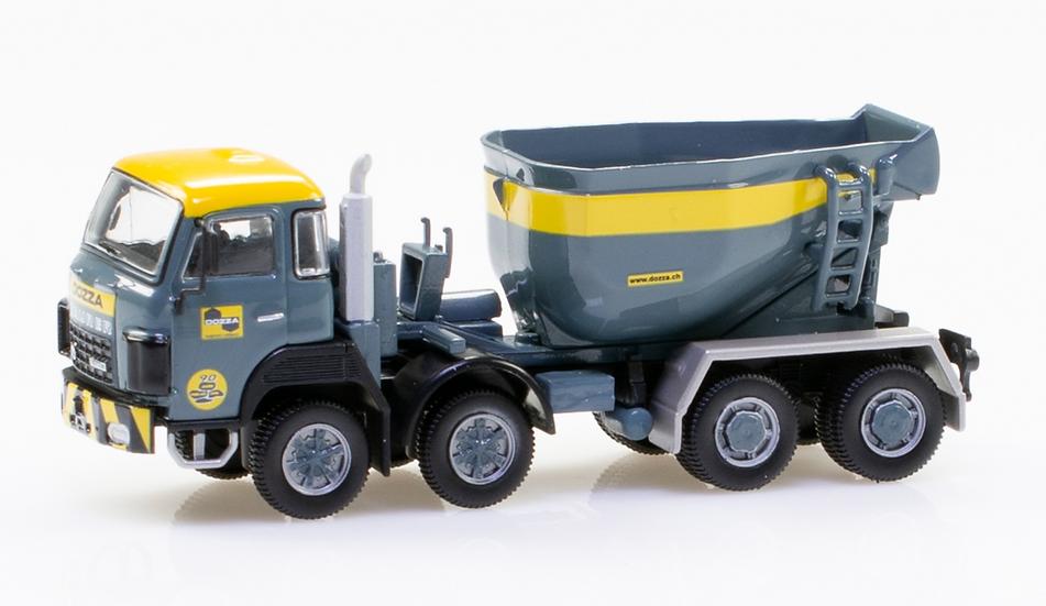 ACE collectors edition Saurer D330 Betonmulde Dozza AG en Plastique 1:87