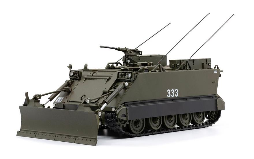 ACE collectors edition M113 Geniepanzer 63 en Résine 1:43
