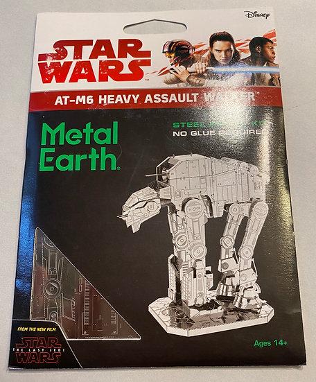Metal Earth Star Wars AT-M6 Heavy Assaul Walker