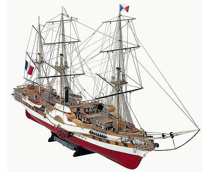 Maquette bateau L'ORENOQUE MAMOLI MV23