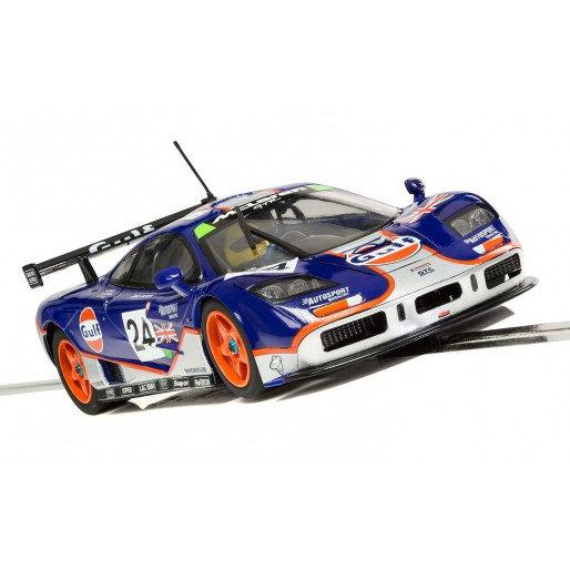 Scalextric McLauren FI GTR 1:32