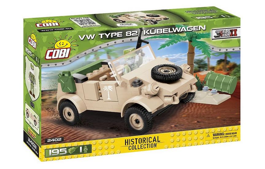 Cobi WV Type 82 Kübelwagen