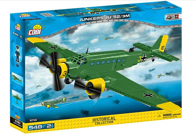 Cobi Junkers Ju52 /3m