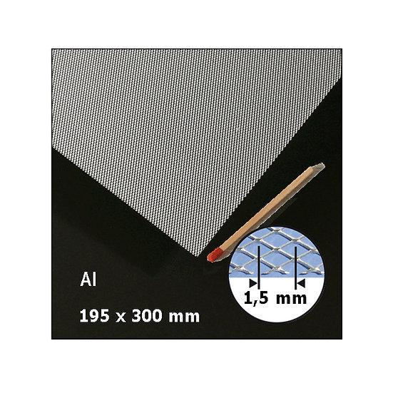 Grillage métallique maille 1,5mm