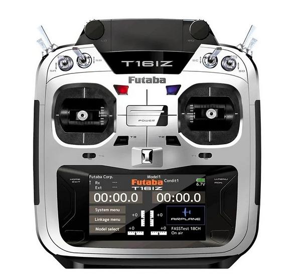 Futaba T16IZ R7108SB 2,4 Ghz FASSTest