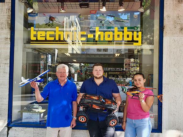 staff magasin technic hobby lausanne employé