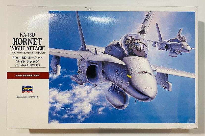 Hasegawa F/A-18D Hornet 'Night Attack' 1/48