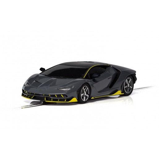 Scalextric Lamborghini Centenario Grey 1:32