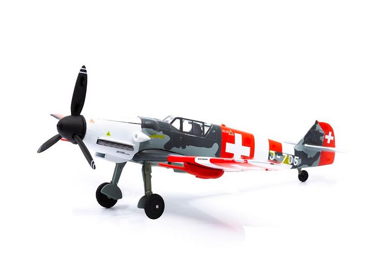 ACE collectors edition Messerschmitt Me 109 G-6 J-705 (1945) Métal 1:72