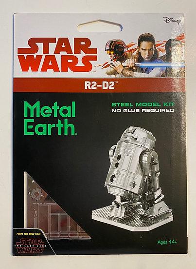 Metal Earth Star Wars R2-D2
