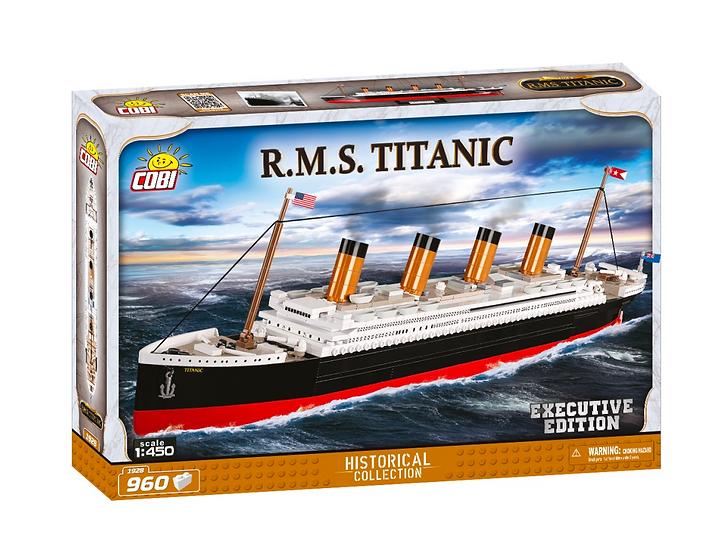 Cobi R.M.S Titanic Executive Edition