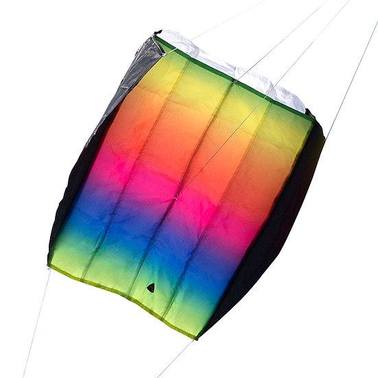 Cerf Volant pour enfants Parafoil Easy Rainbow