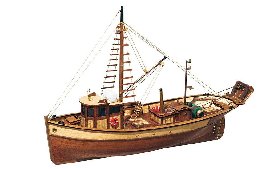 Palamos maquette de bateau en bois a construire