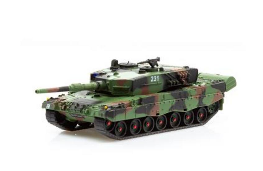 ACE collectors edition Pz 87 Leopard WE mit Schalldämpfer 231 en Plastique 1:87