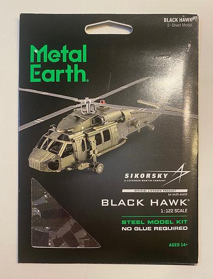 Metal Earth  Black Hawk®