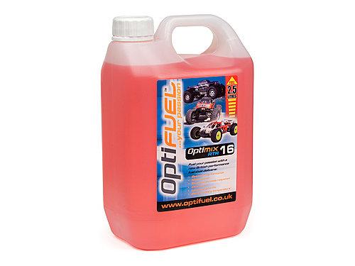 Carburant avec 16% de nitro 2.5L